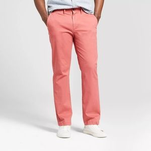 Goodfellow Men's Straight Fit Hennepin Chino Pants